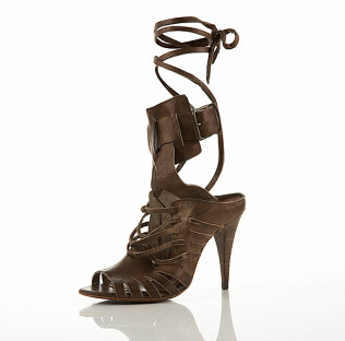 PAULINO Cuff Gladiator Sandals - Shoes - New In   - Topshop USA :  sandal gladiator shoes cuff heels