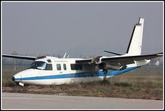 AeroCommander abandoned (DavideITA) Tags: airplane airport decay aircraft aeroporto bergamo cessna spotting spotter orioalserio aerocommander aircraftspotting bgy