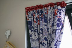Kitchen Curtain, left