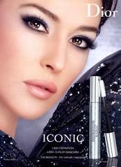 Publicité Dior Iconic (Monica Bellucci)