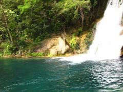 Main pond (Ezniter) Tags: waterfall cascada huasteca sanluispotosi tamul tamasopo