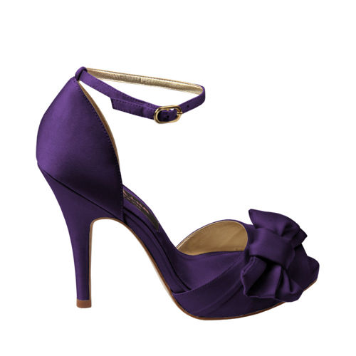 The Weekly Shoe Giveaway: Nina Shoes Electra Satin Pumps