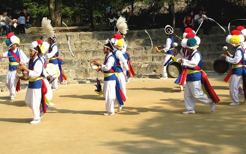 Korea trp - drummers 1