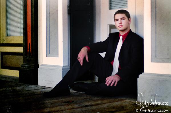 Josh - Senior Portrait Session