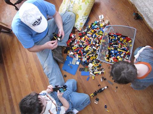 lego-rrific boys