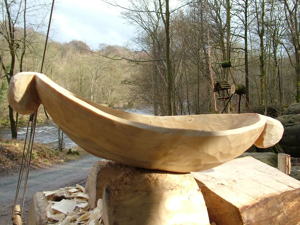 Bodger's Ask & Answer • View topic - bowl carving with crook