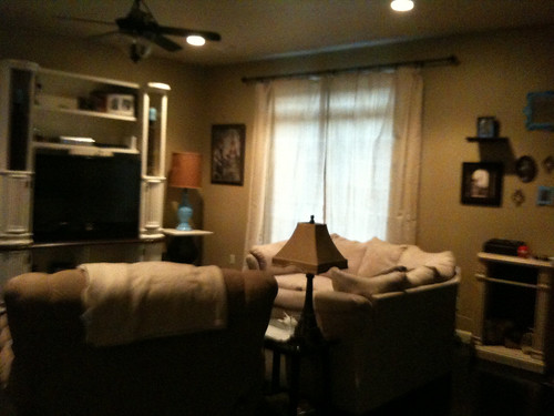 Living room 3.31.10