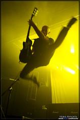 Rise Against @ La Riviera, Madrid 2009 (Hara Amorós) Tags: madrid show music against rock zach la photo jump jumping concert spain nikon punk riviera foto photos guitar live concierto guitarra group livemusic band sala hardcore fotos musica 1750 grupo blair salto musik rise tamron riseagainst 2009 f28 guitarist hara directo d300 musika lariviera livephotography livemusicphotography tamron1750 tamronspaf1750mmf28xrdiiildasphericalif amoros zachblair nikond300 haraamorós haraamoros tamronspaf175028xrdiii lastfm:event=1037581