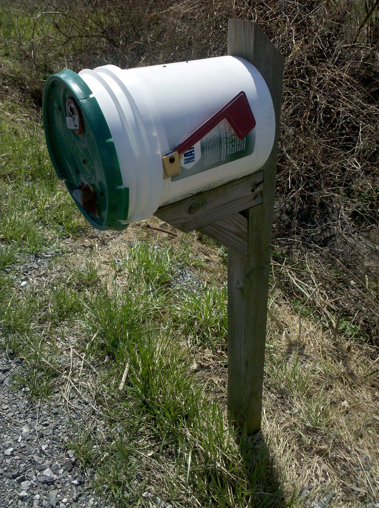 Awesome Mailbox I M Just Walkin