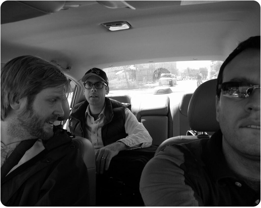 Neff, Ben, Joel SXSW2010
