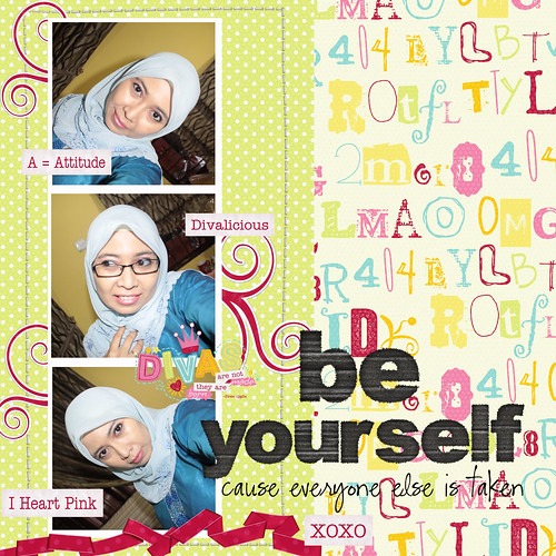 be.yourself
