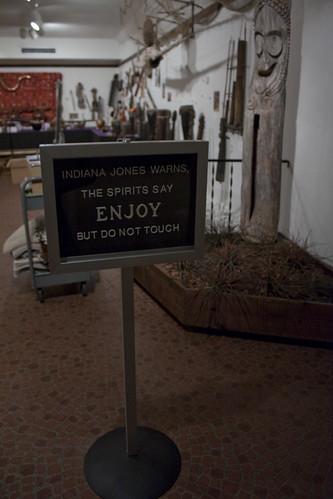Enjoy, But Do Not Touch