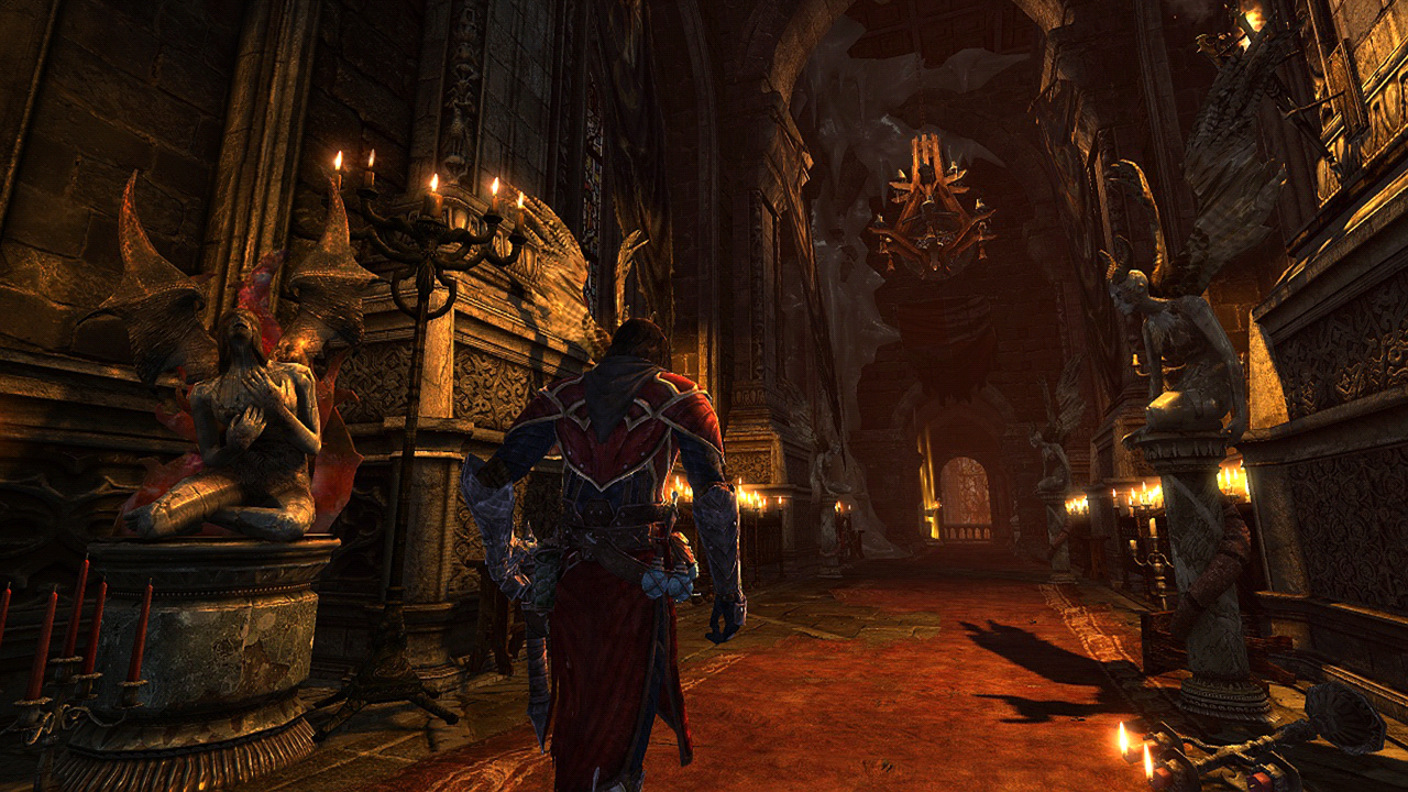 Castlevania Lords of Shadow HD arte
