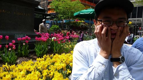 Ryan so dabi in springtime