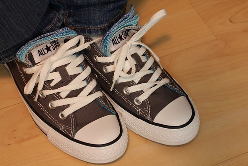 My New Chucks