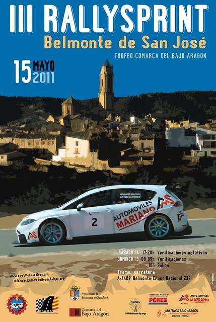 Rallysprint Belmonte 2011