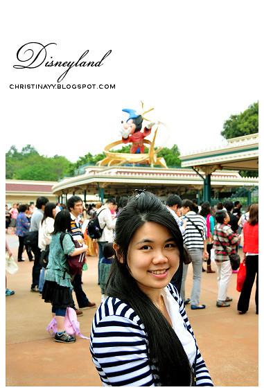 Hong Kong Trip Day 2: Disneyland