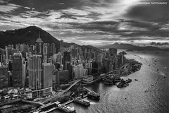 Dreaming of Hong Kong (TIA International Photography) Tags: china city sea sky urban mountain building tower home water skyline architecture sailboat skyscraper port marina tia landscape real island bay coast harbor pier boat office high dock asia downtown sailing ship cityscape estate apartment metro harbour yacht south centre horizon shoreline peak august center victoria aerial quay east hong kong condo shore transportation sail rise wan  range condominium tosin 2010 hirise sheung arasi tiascapes tiainternationalphotography