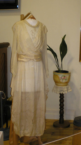 Agnes Hickman's Wedding Dress