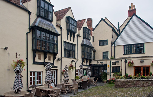 The Swan Hotel, Wells, Somerset, Oct. 2009. | Flickr - Photo Sharing!