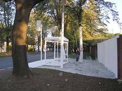 The White Bus Stop