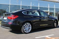 Test BMW serie 5GT 11