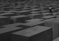Holocaust Denkmal, Berlín