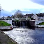 Caledonian Canal Muirtown Locks Inverness Scotland thumbnail