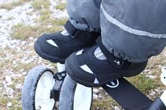 Gustens nya skor