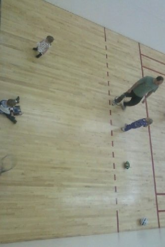 Racquetball Friday Night 1