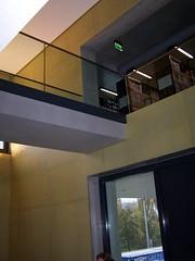 New HTWK Leipzig library (dsa66503) Tags: campus library bibliothek leipzig südvorstadt htwk