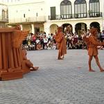 La Habana: Festival de Teatro en la Plaza Vieja