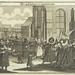 After the wedding ceremony, 1724, from Juedisches Ceremoniel