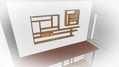 Concept shelves