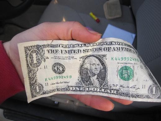 Even a Dollar