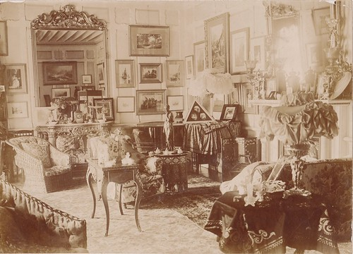 Viktoriánský interiér III.