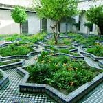 Fès: Jardin de Dar Ba Mohammed Chergui
