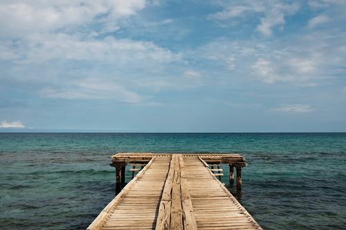 Pier at Salamis