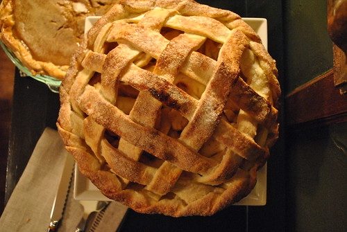 Apple Pie with Lattice Crust