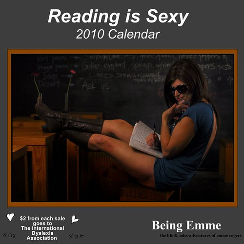 Reading is Sexy Exposed