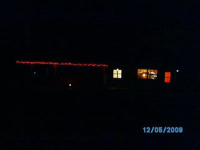 2009 Christmas/Yule lights