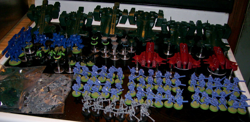 Tau For Sale