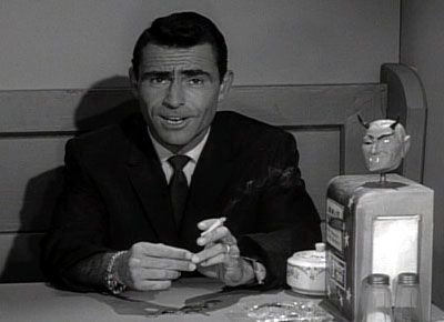 The Twilight Zone: The Nick of Time (1960)