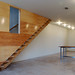 Passive House Stair Wall