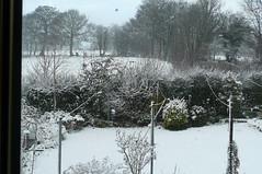 December snowfall