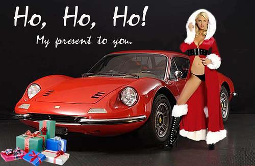 Ho, Ho, Ho! Merry Christmas - a photo on Flickriver