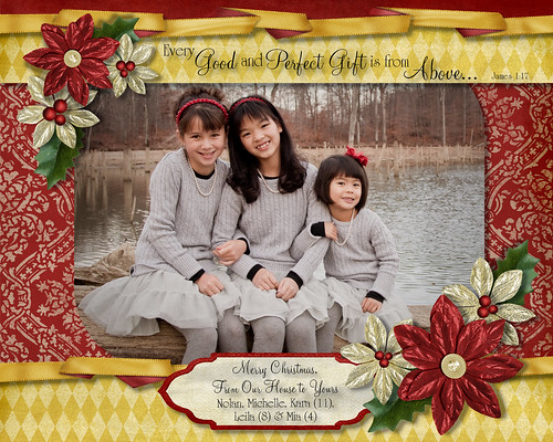 Christmas Card 2009 Noname
