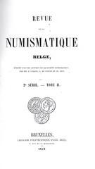 Revue Belge 1852