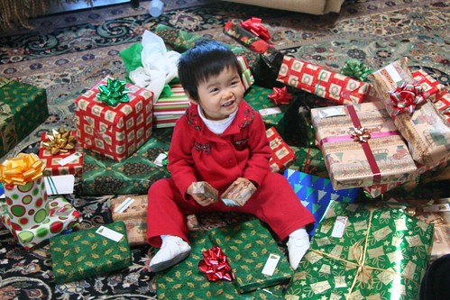 Gwenny Christmas 2005