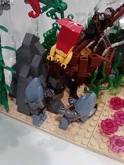 P1241[01]_26-12-09 (Bart Willen) Tags: sea people grass clamp temple shark weed rocks ship turtle shell statues crab atlantis sail loch mermaid wreck medusa ness nessie squidd merdine